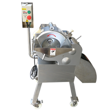 Vegetable dicing machine